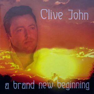 CD Clive John Brand New Beginning music album