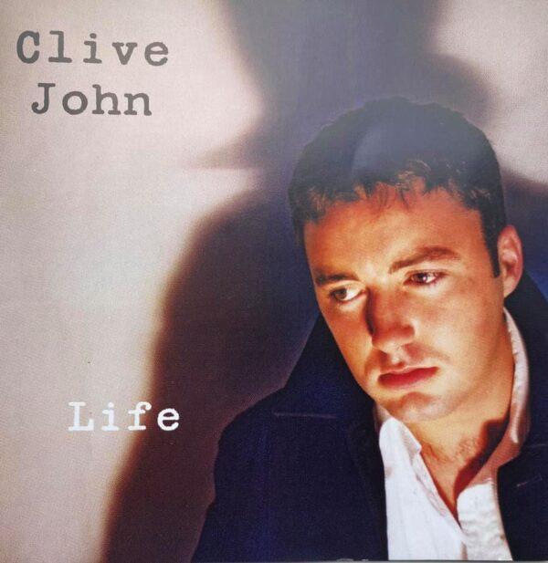 CD album clive john music life